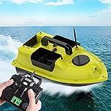 Barco de Cebo Inteligente, Barco de Pesca LED de Crucero de