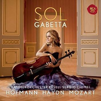 Haydn/Hofmann/Mozart: Cello Concertos