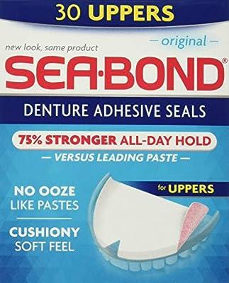 Sea Bond Secure Denture