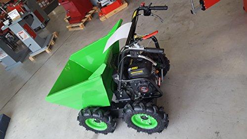 Zipper Rad Dumper ZI-RD300 Minidumper4 Raddumper Allrad Dumper