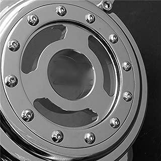 HONGK- Motor Engine Stator Cover See through Compatible with Suzuki Gsxr 600 750 2006-2016 Chrome Left [B01C0SXVFU]