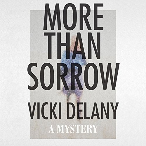 More Than Sorrow audiobook cover art