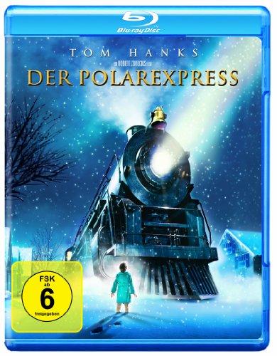 Der Polarexpress [Blu-ray]
