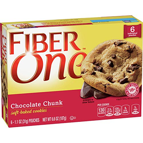 10 best fiber one bars chocolate chip for 2021