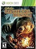 Activision/Blizzard-Cabela's Dangerous Hunts 2011 Software
