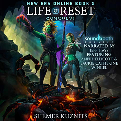Life Reset: Conquest cover art