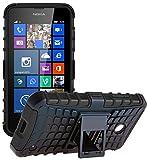 TopgadgetsUK Nokia Lumia 950XL Combo Hybrid Triple Layer