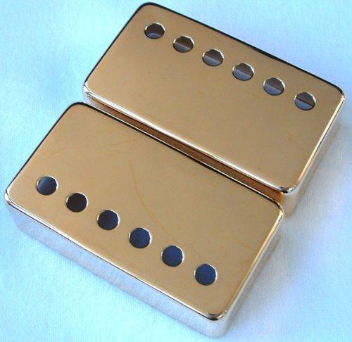 Allparts PC 0300-W02 Humbucker - Funda para guitarra eléctrica, color dorado