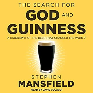 The Search for God and Guinness cover art