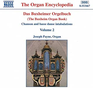 The Buxheim Organ Book: Chanson and basse danse intabulations: Guillaume Dufay: Se la face ay pale (255)