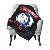 Al Bundy für Präsident 2020 Ultra weiche Babydecke, warme Bettdecke, 76,2 x 101,6 cm