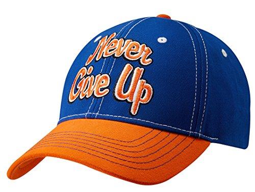 WWE - John Cena - Respect. Earn It. Never Give Up OFFICIAL BASEBALL HAT CAP MÜTZE