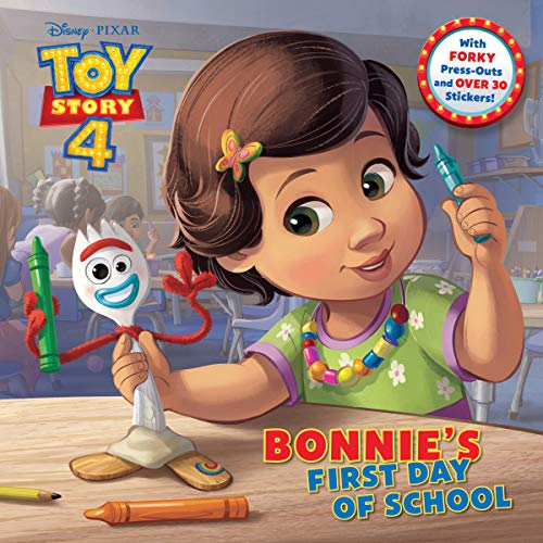 Bonnies First Day of School (Disney/Pixar Toy Story 4) (Pictureback(R))