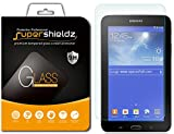 Supershieldz for Samsung Galaxy Tab E Lite 7.0 and Galaxy Tab 3 Lite 7.0 Tempered Glass Screen Protector, Anti Scratch, Bubble Free