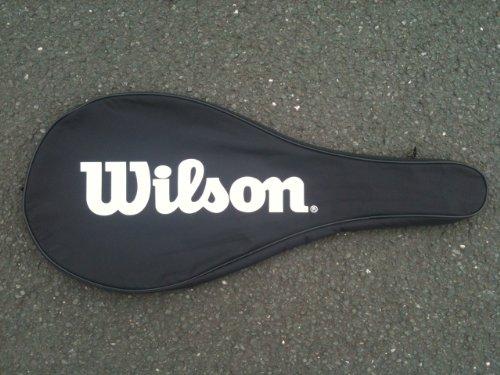 Wilson Racket Full Size Cover Pro Black Tennistasche