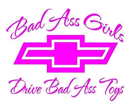 chevy girl truck decals - 4