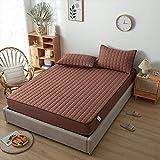 Haya - Protector de colchón impermeable, transpirable,...