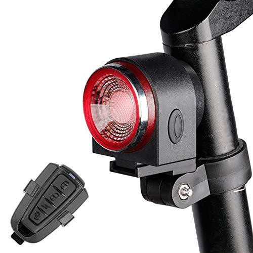 ConBlomi Luz trasera para bicicleta, luces...