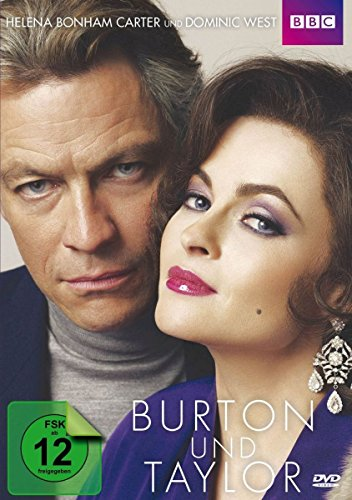 Burton und Taylor - BBC-Drama über Richard Burton & Elizabeth Taylor [DVD]