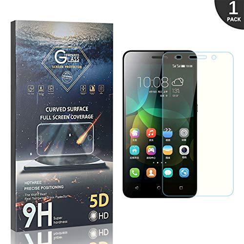 Generic Schutzfolie Kompatibel mit Huawei Honor 4C, LAFCH Hohe-Auflösung Kratzfest Folie Panzerglas Displayschutzfolie für Huawei Honor 4C, 1 Stück