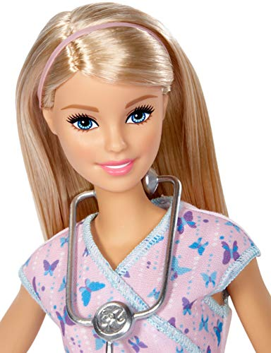 Achetez la Barbie Carrière Poupée Infirmière - 2