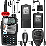 Best Baofeng Handheld Ham Radios - BaoFeng UV-5RM 8-Watt Ham Radio Walkie Talkie UHF Review
