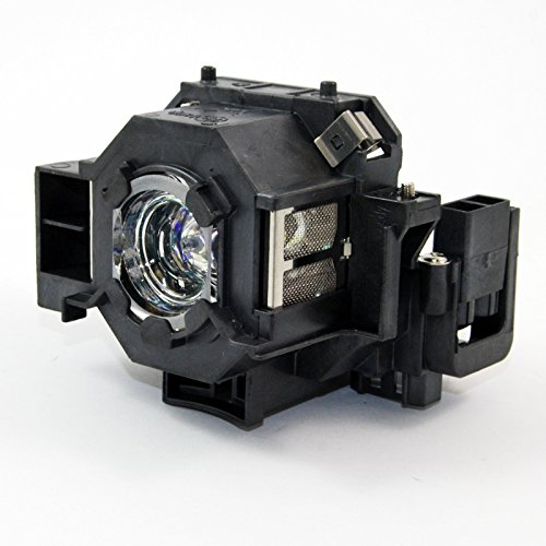 Replacement Projector lamp with HOUSING for Epson Powerlite 83+