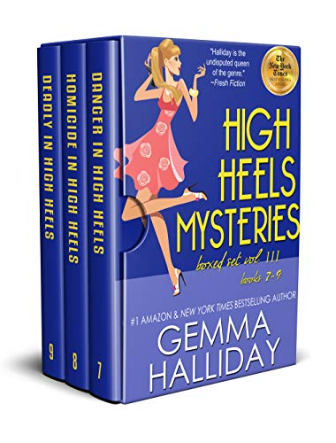 High Heels Mysteries Boxed Set Vol. III