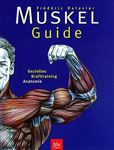 Muskel-Guide. Gezieltes Krafttraining - Anatomie