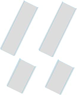 ECONUS フィンガーアラート 指挟み防止 隙間 ドア 子供 カバー 両面テープ 貼るだけ簡単 (4点セット)