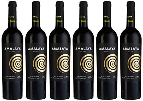 Amalaya Malbec, Valle Calchagui, Salta Trocken (6 x 0.75 l)
