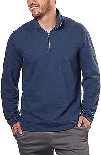 Calvin Klein Jeans Men's 1/4-Zip Pullover