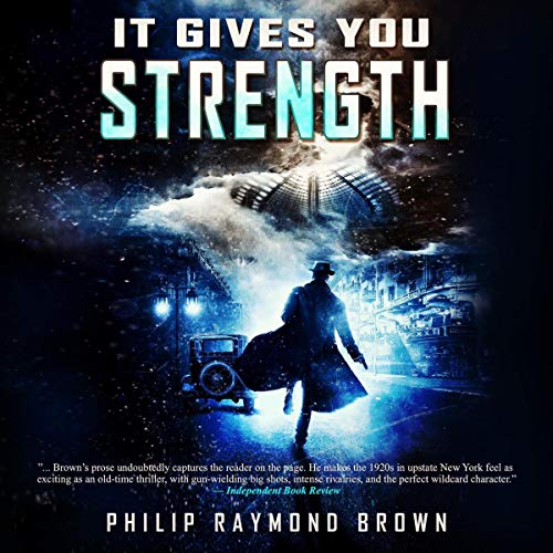 It Gives You Strength cover art