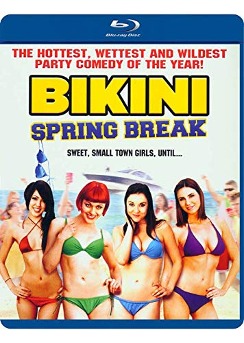 Bikini Spring Break (2012) [ Blu-Ray, Reg.A/B/C Import - Denmark ]