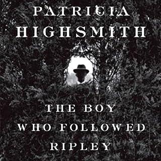 The Boy Who Followed Ripley cover art