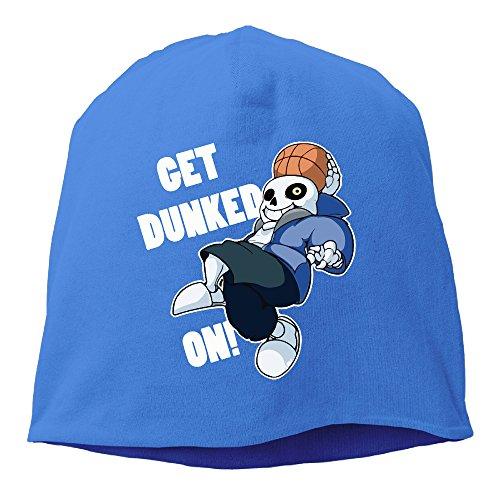 Runningway Unisex Undertale Sans Frisk Game Outdoor Trendy Skull Cap Beanie Hat