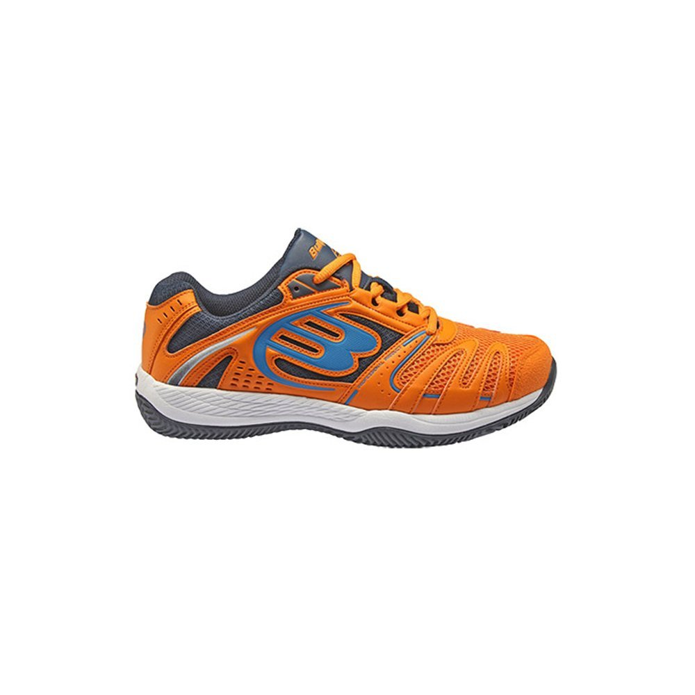 Bull padel ZAPATILLAS BULLPADEL BALE NARANJA FLUORESCENTE: Amazon ...
