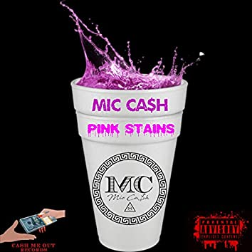 Pink Stains