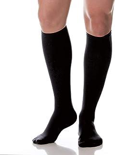 SCUDOTEX, Scudotex Calcetín Bienestar Silver Sky Cotton Color Negro Talla 3-1 unidad