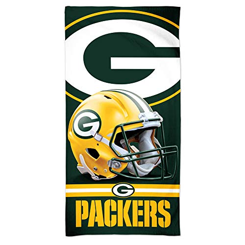 Wincraft NFL Green Bay Packers 3D Strandtuch 150x75cm