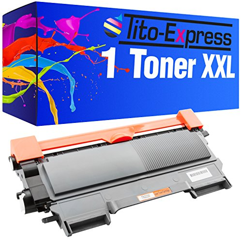 PlatinumSerie® 1 Toner compatibile con Brother TN-2010 XXL 3.000 pagine Nero HL-2130 HL-2132 HL-2135W DCP-7055 DCP-7055W DCP-7057