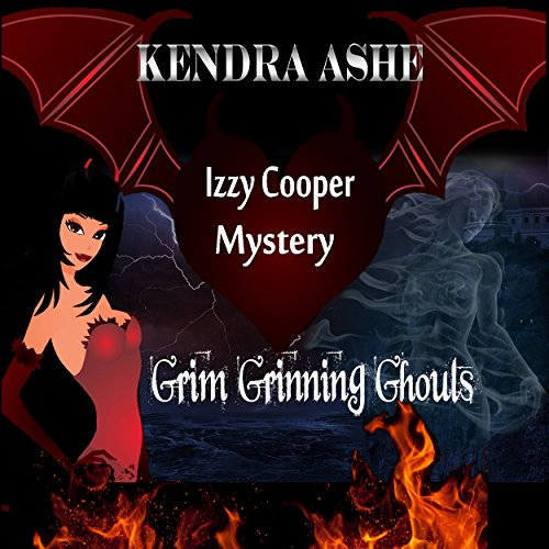 Grim Grinning Ghouls audiobook cover art