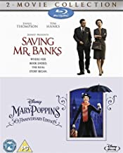 Saving Mr Banks & Mary Poppins 50th Anniversary Edition [Blu-ray] [Region Free] [UK Import]