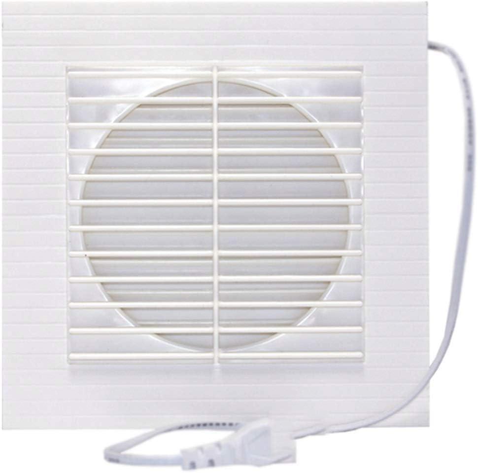 RJSODWL Ventilador - Ventilador Ventilador Baño Extractor de Garaje Ventilador de Techo y Pared for Cocina Baño
