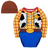Disney Store Toy Story Woody - Mono de Halloween (talla 12-18 meses)