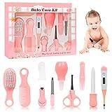 Set Para El Cuidado Del Bebé, YZPUSI Bebé Kit de Cuidado Diario, Cepillo Recién Nacido, Peine Bebé, Bebé