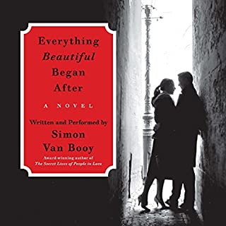 Everything Beautiful Began After audiobook cover art