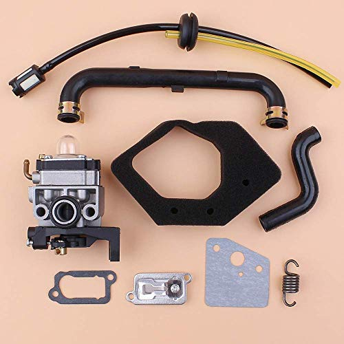 FEIFUSHIDIAN Reemplazo Filtro de Aire del carburador Manguera de Combustible Tubo Fit Kit for Honda GX25 GX25N GX25NT FG110 HHT25S pequeño Motor del Motor Desbrozadora Recambios Presión