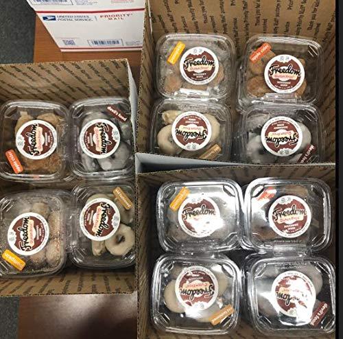 Gluten Free Doughnut Minis (8-pack Mini Sampler)