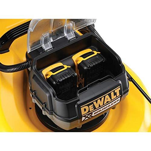 DeWalt DCMW564P2 XR Practicalities